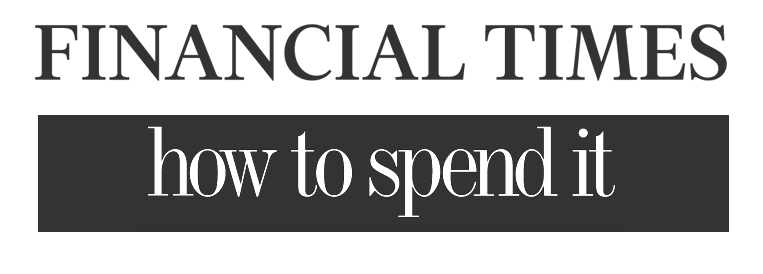 FT how to spend it logo